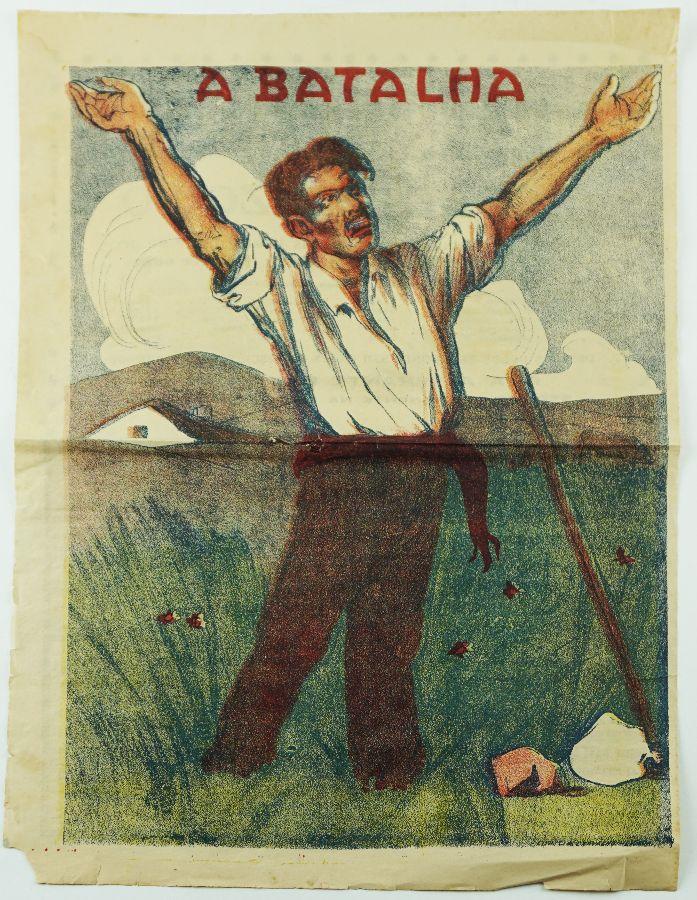 Propaganda ao jornal A Batalha (1926)