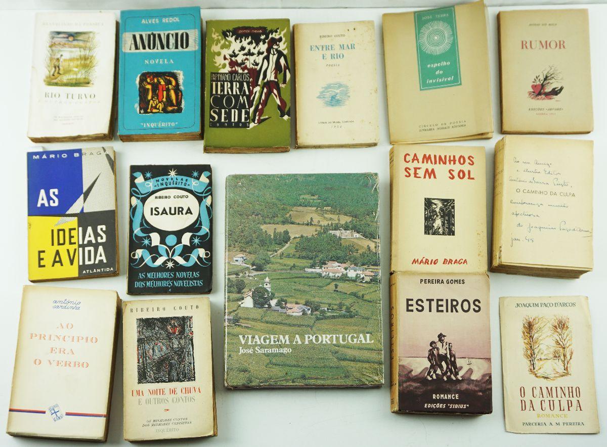 Literatura Portuguesa – Primeiras Edições