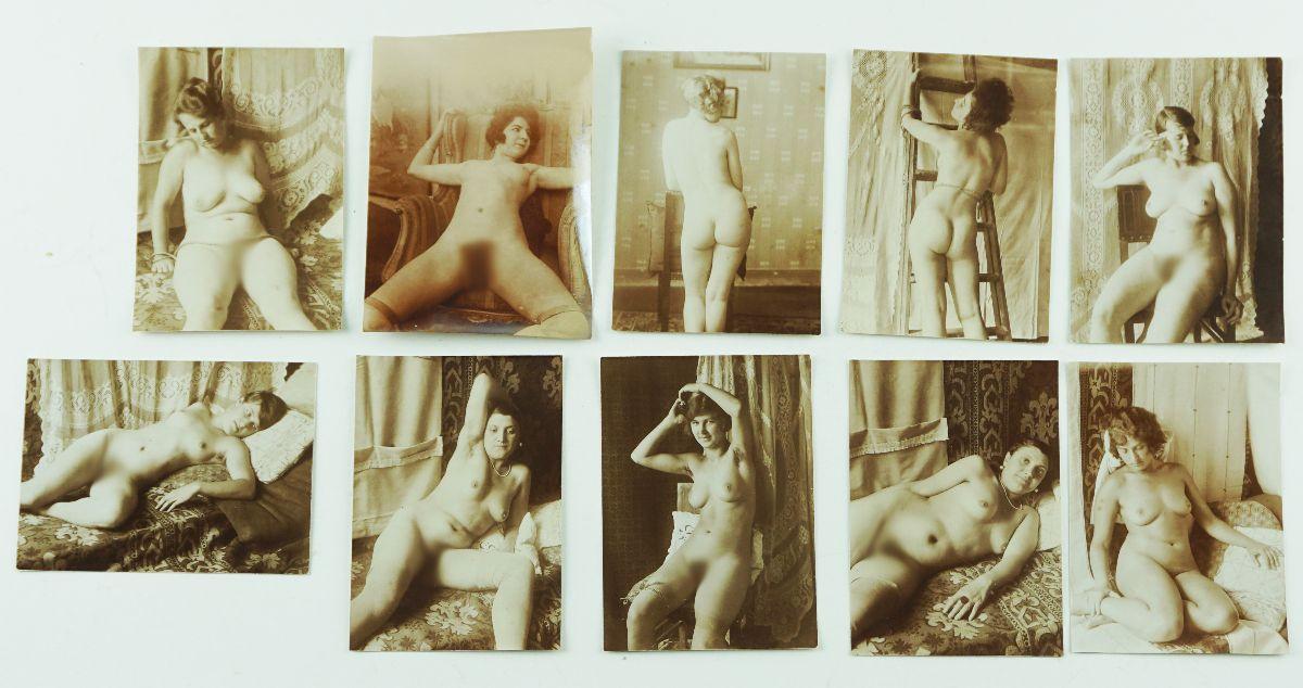 Fotografias eróticas