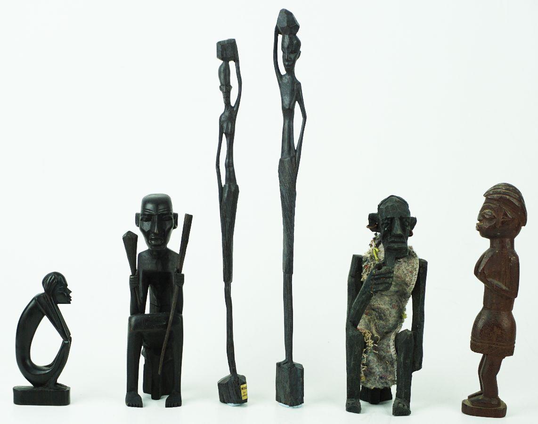 10 Figuras Africanas