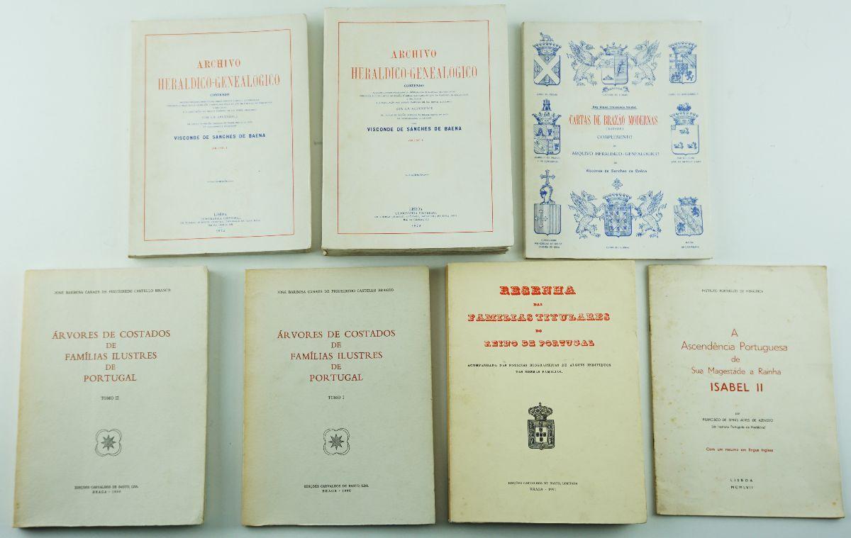 Heráldica / Genealogia