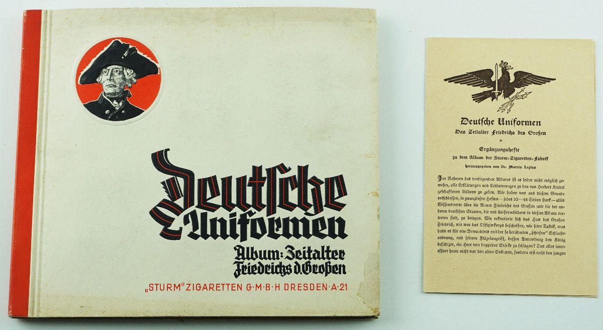 Colecção de Cromos Antiga Alemanha Nazi editada em 1932