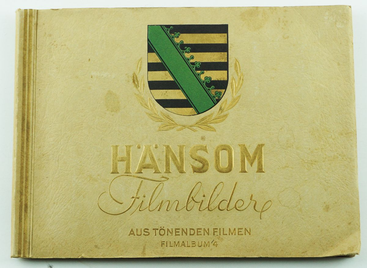 Colecção de Cromos Antiga da Alemanha editada em 1931