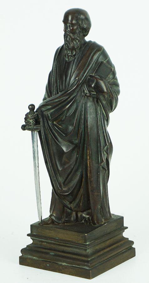 Homem com espada