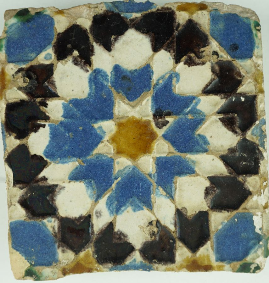 Azulejo Hispano-Árabe