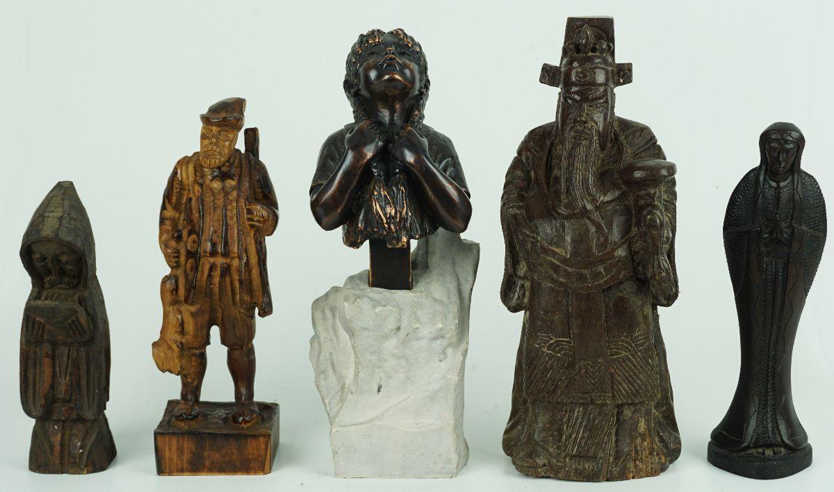 5 Esculturas diversas