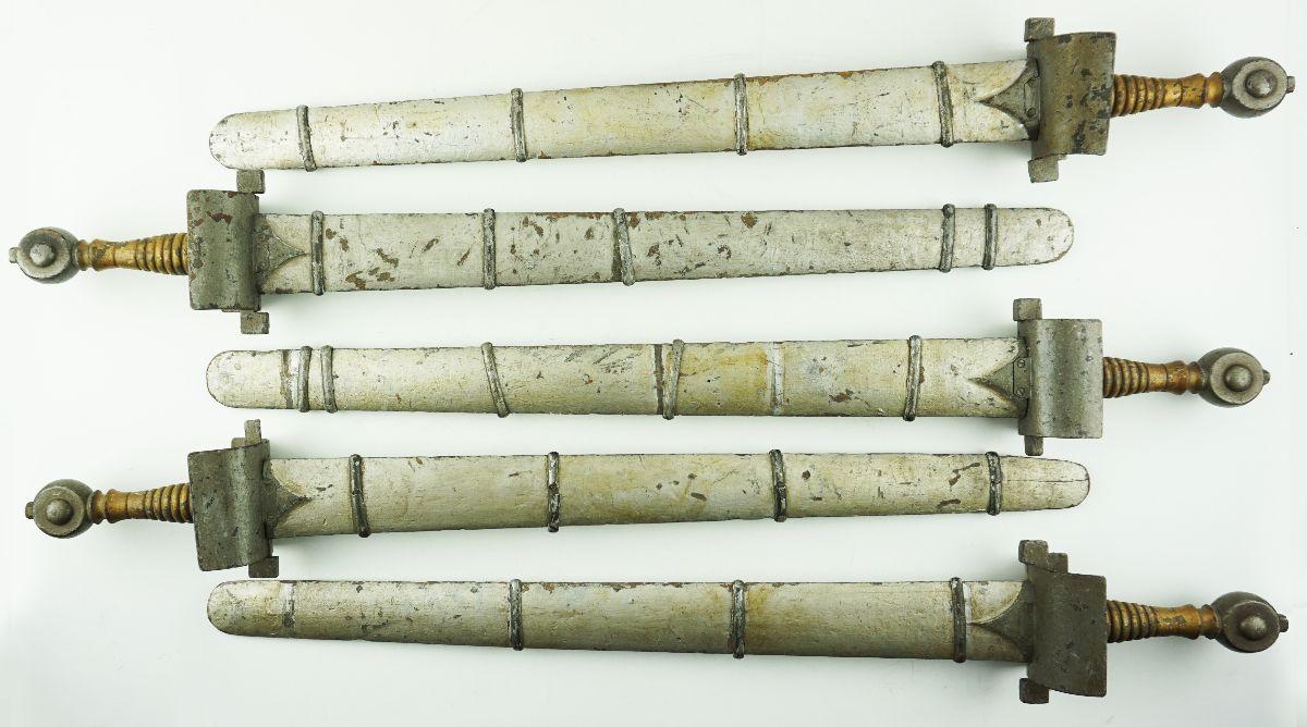 5 Espadas