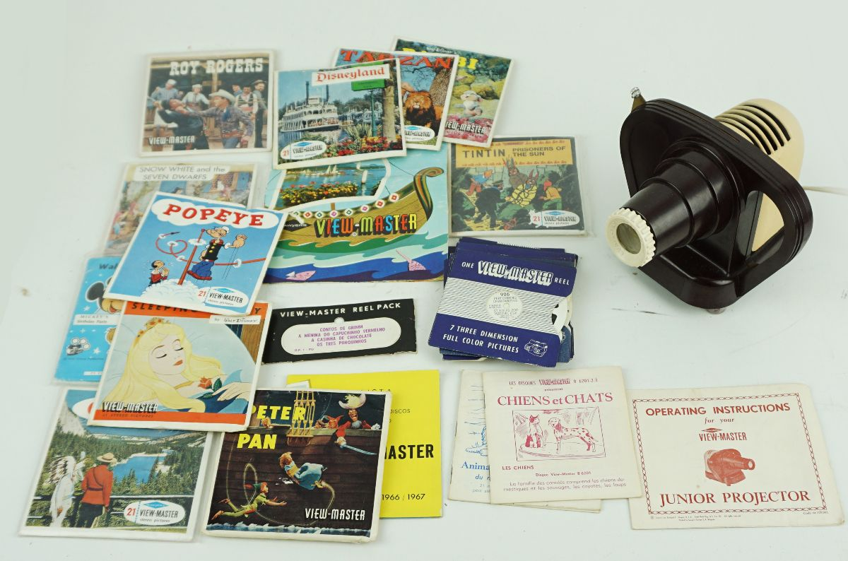 View Master Junior