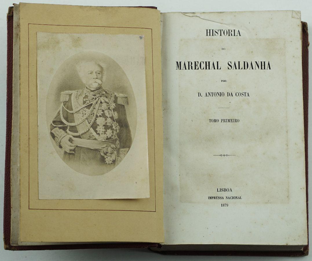 História do Marechal Saldanha