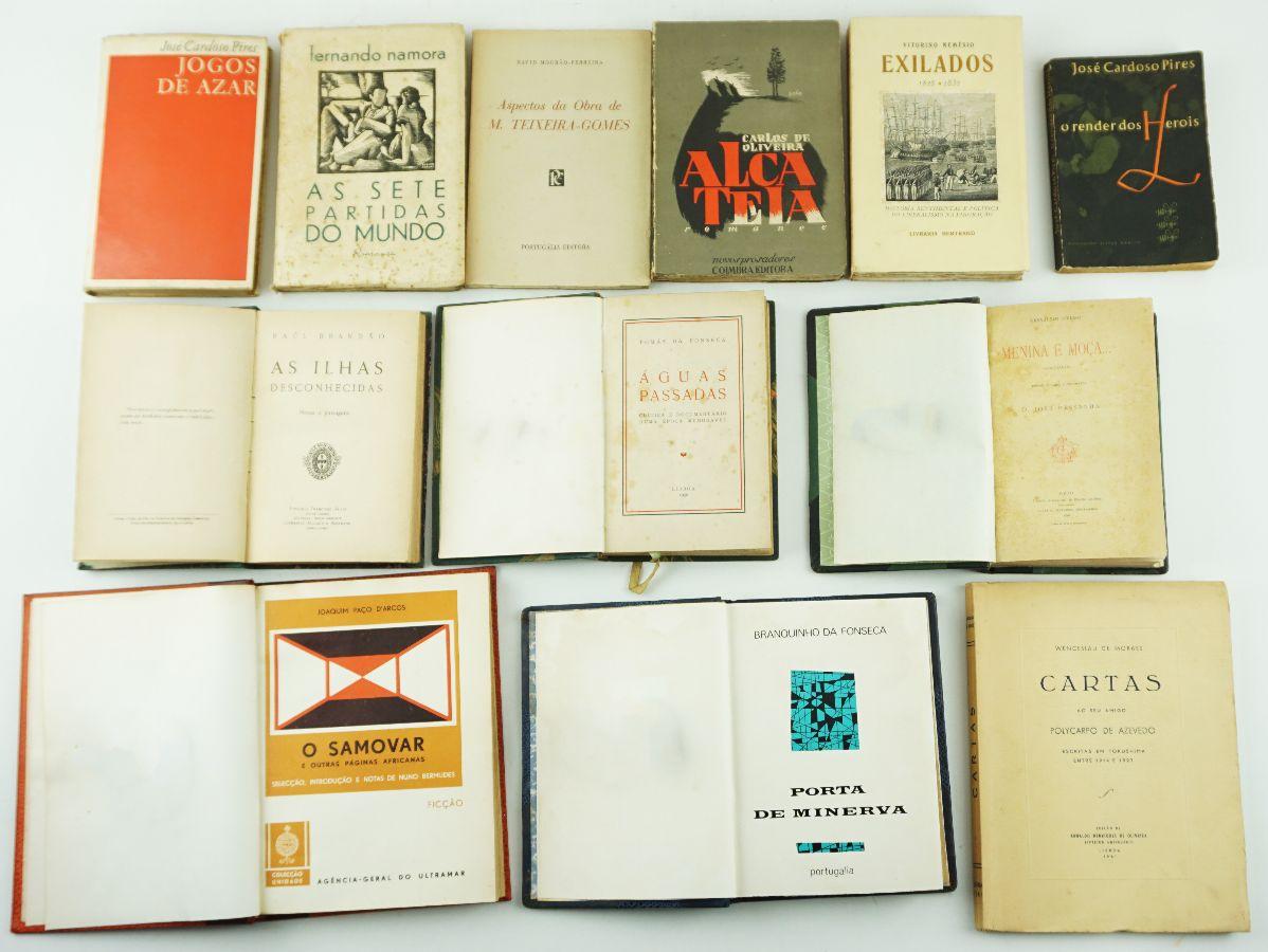 Literatura Portuguesa - Primeiras Edições