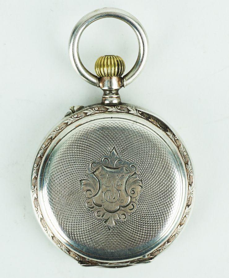 Relógio de bolso marca Remontoir
