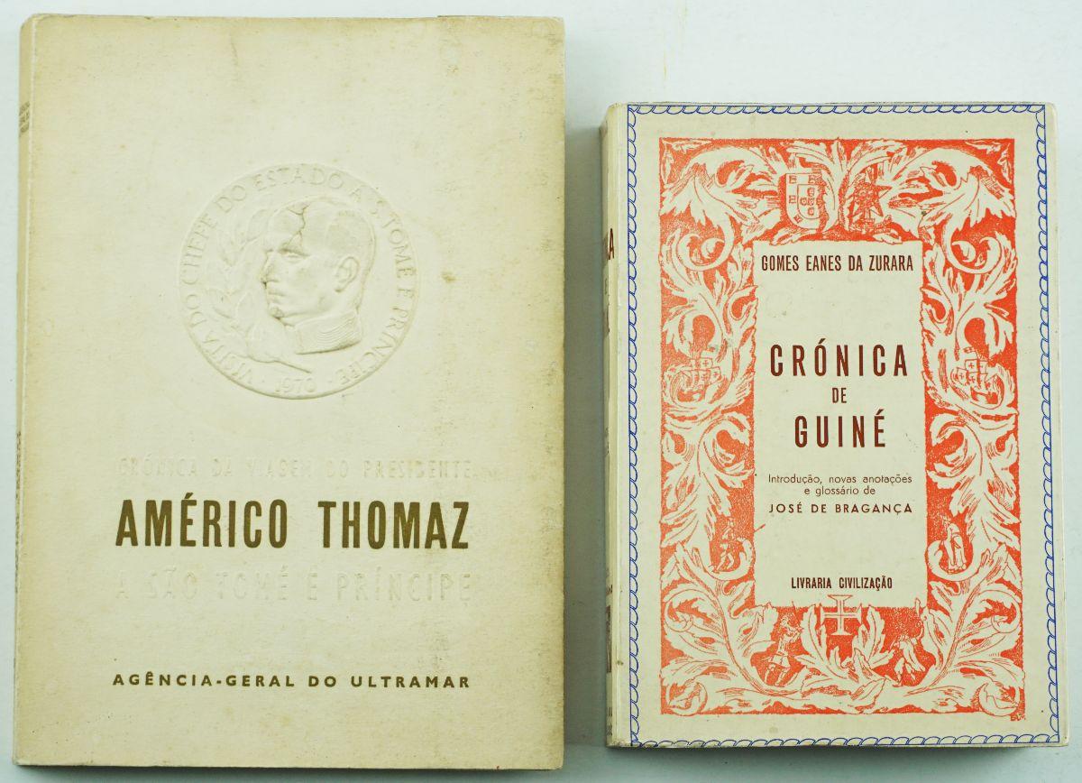 2 Livros sobre África