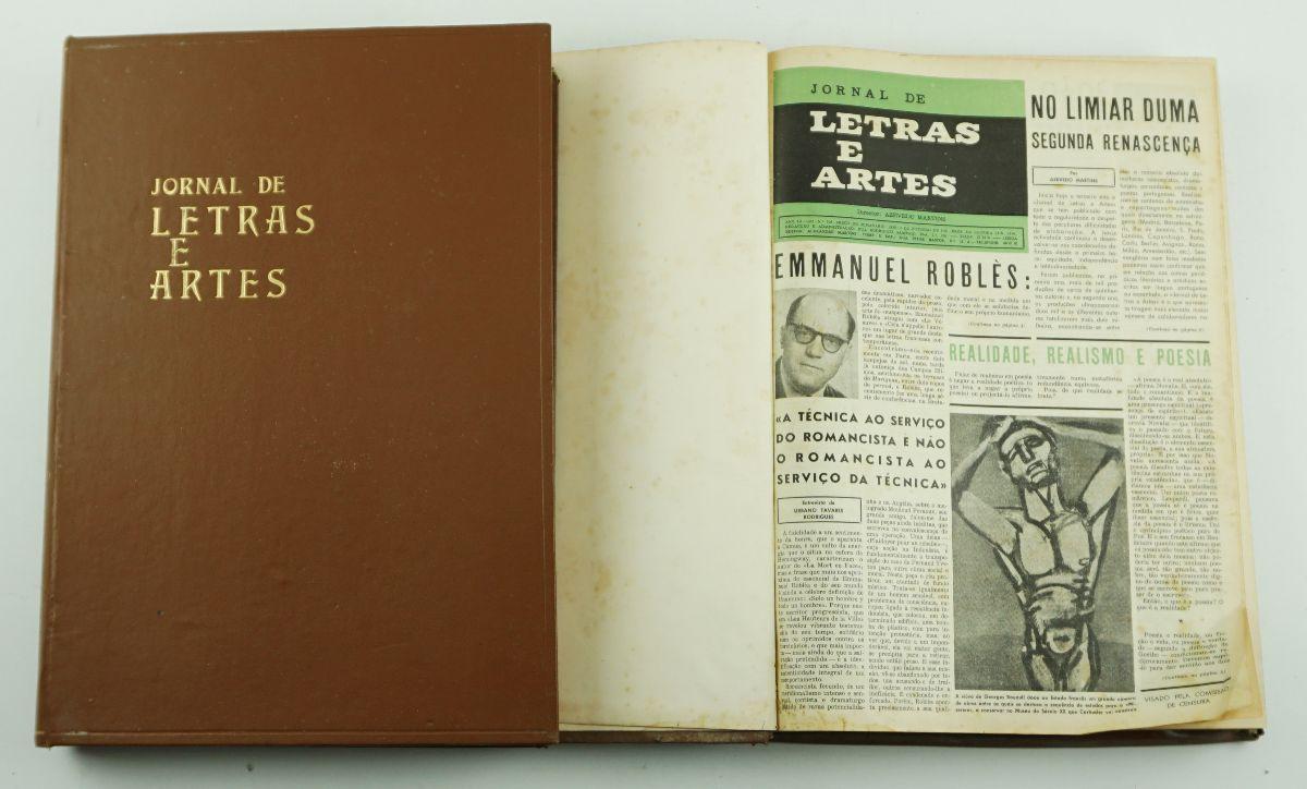 Jornal de Letras e Artes