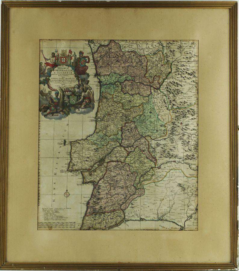 Regnorum Portugalliae et Algarbiae