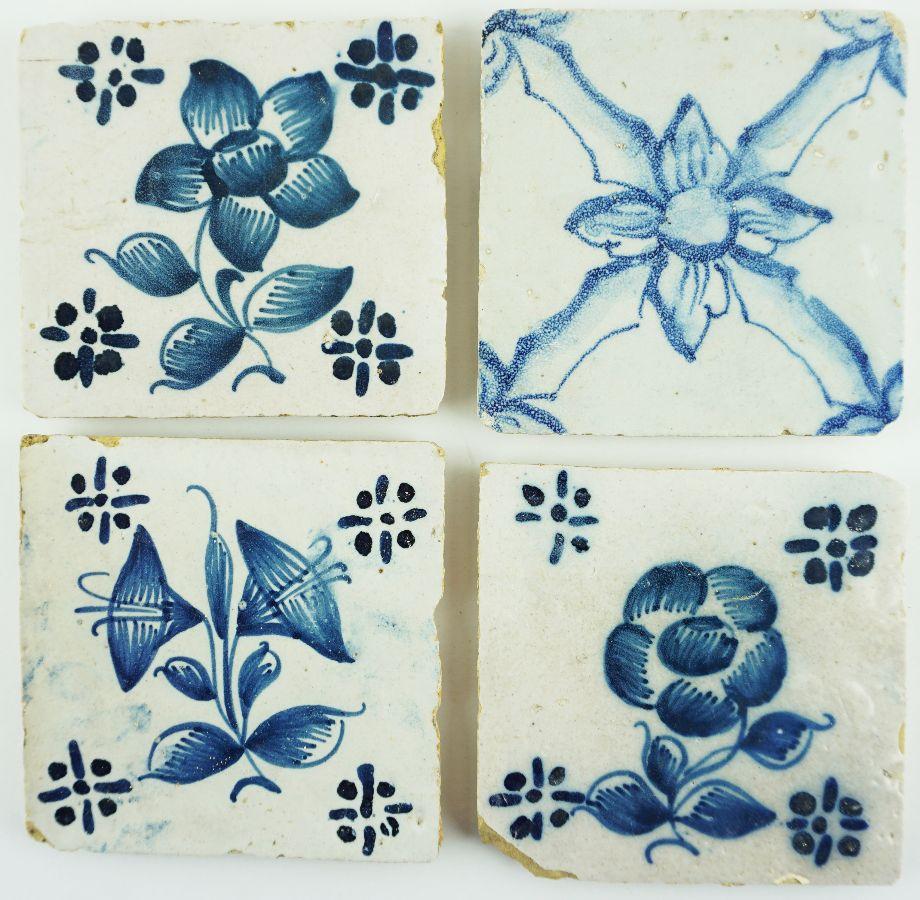 4 Azulejos