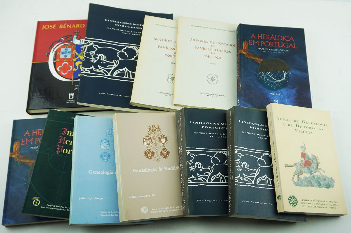 Heráldica e Genealogia
