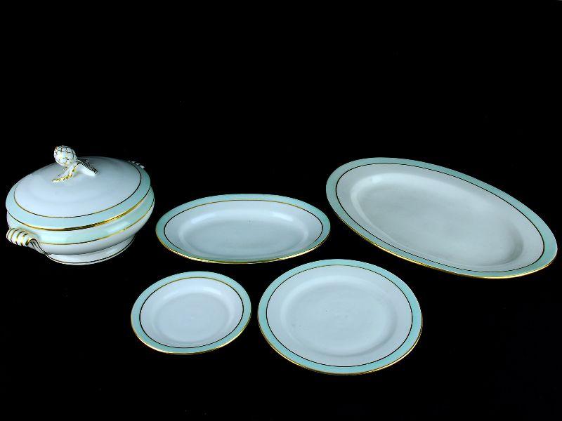 Serviço de Jantar em Porcelana