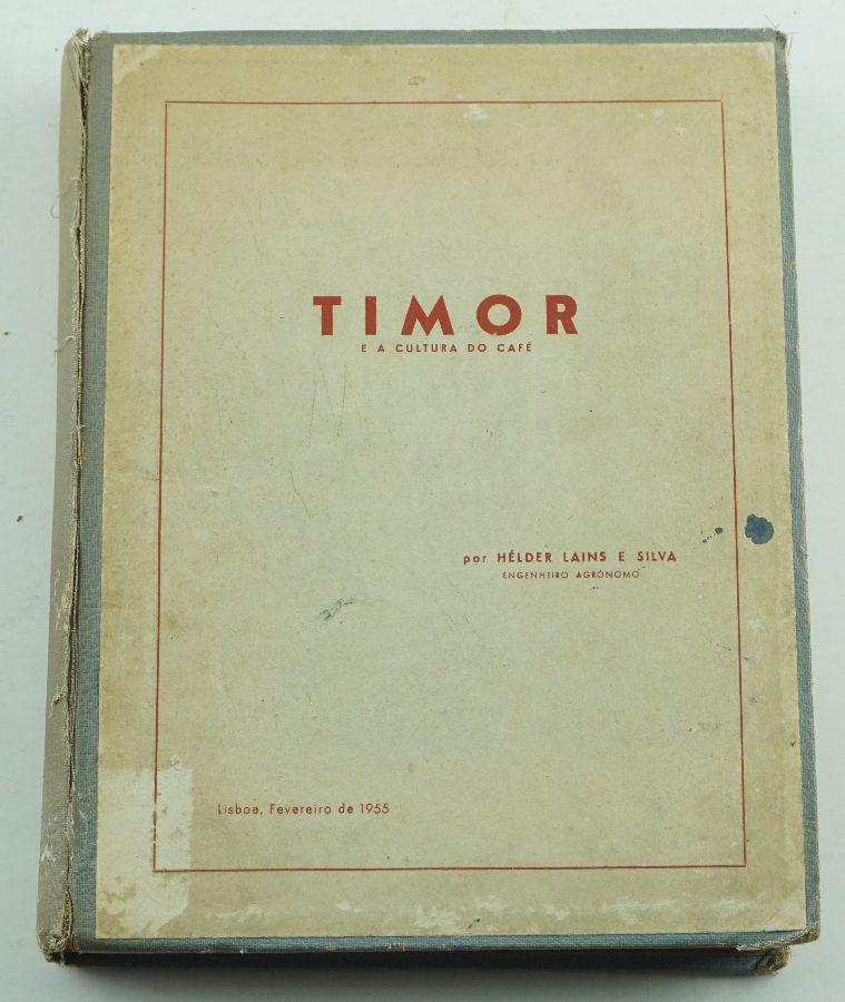 Timor e a Cultura do Café