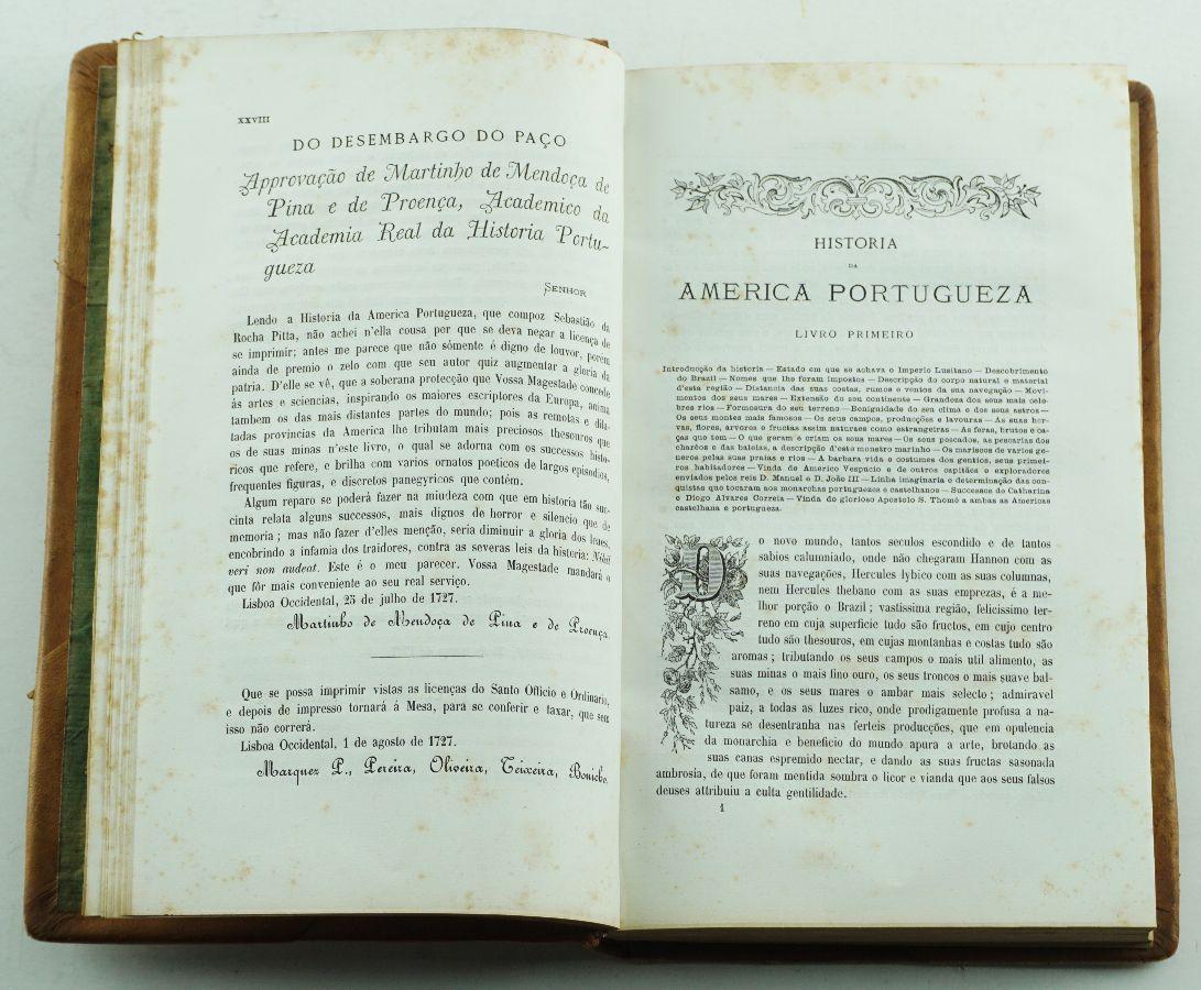História da América Portuguesa