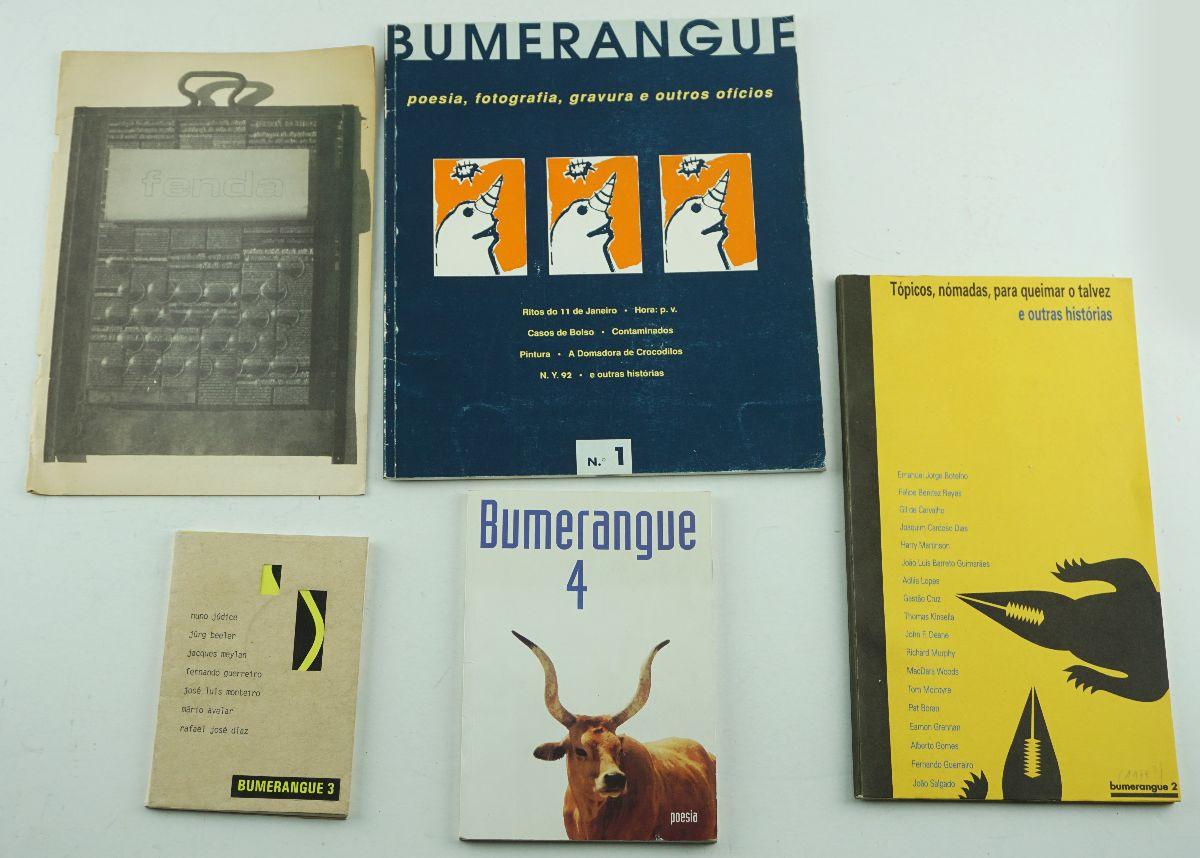 Revistas de contra cultura Portuguesas