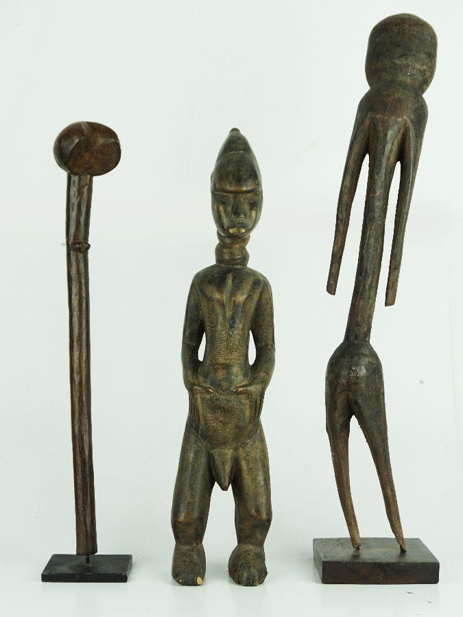 4 Peças Africanas
