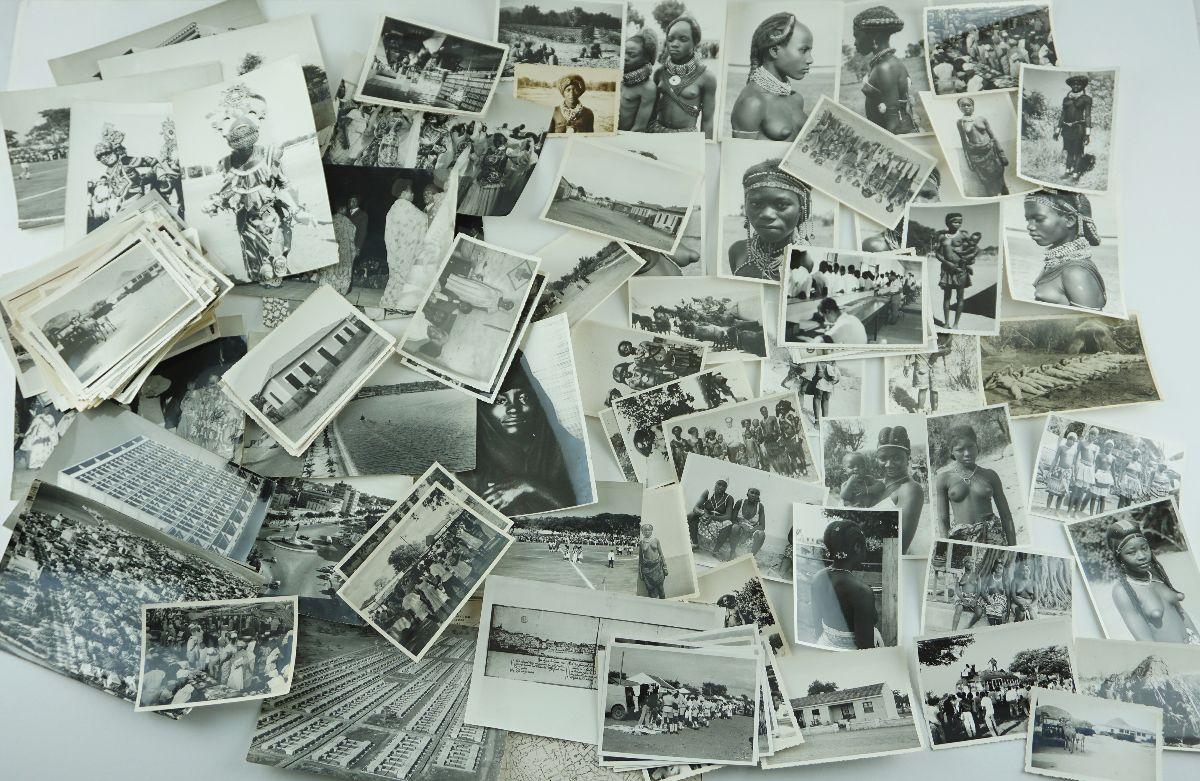 Fotografia Etnográfica Angola