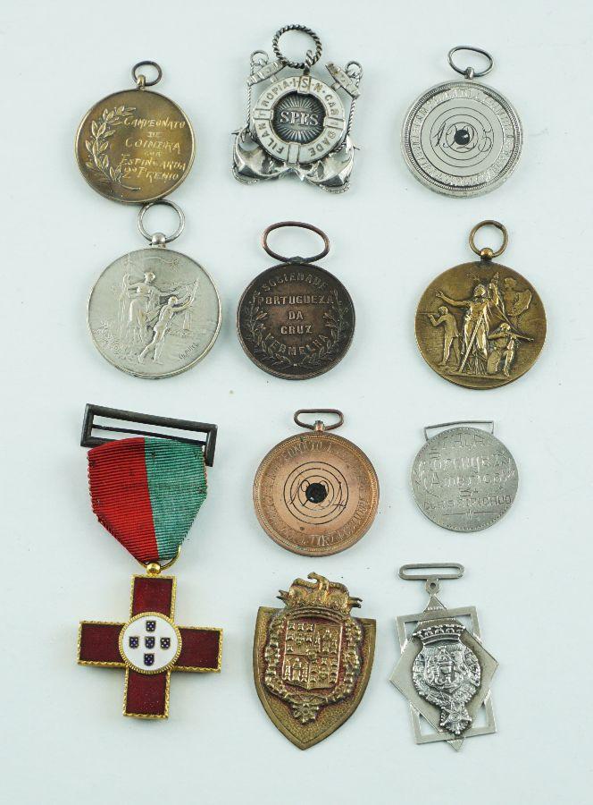 Medalhas Arte Nova