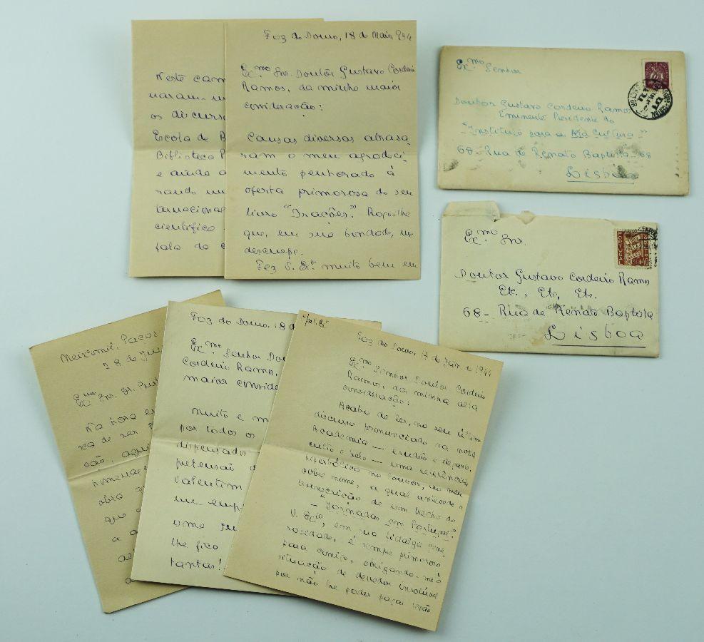 Manuscritos de Antero de Figueiredo