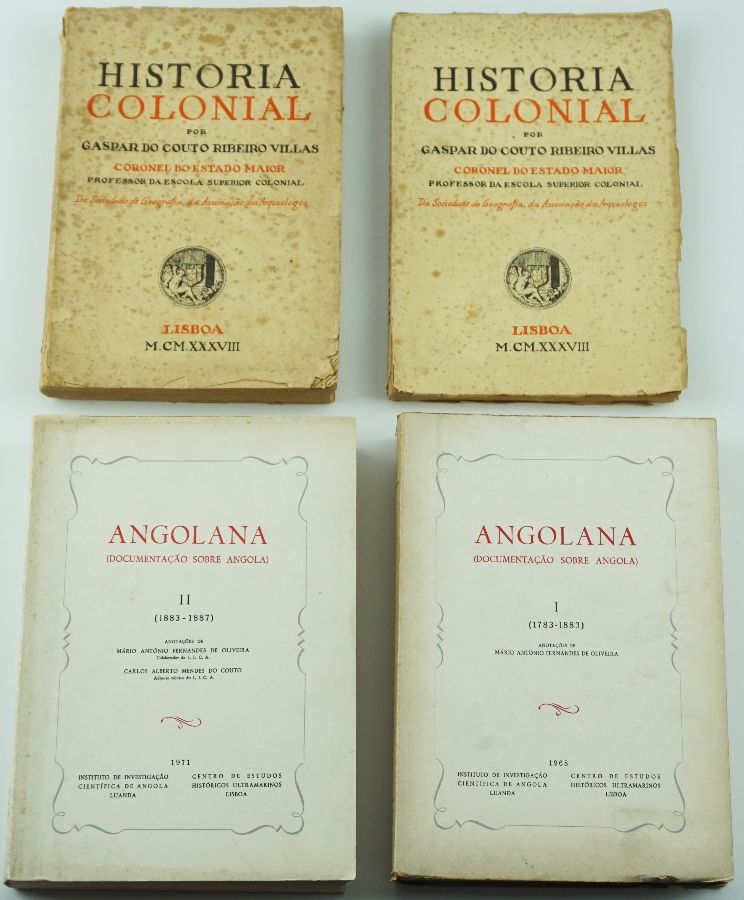 ANGOLA COLONIAL