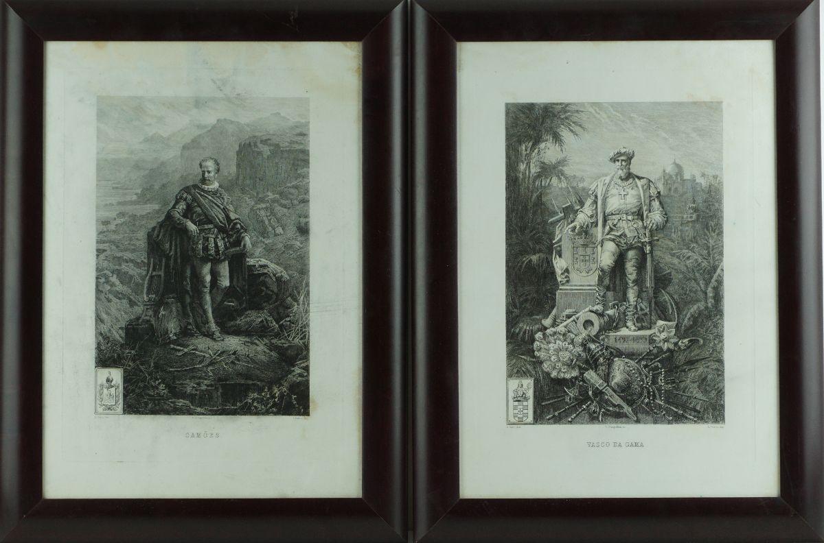Camões e Vasco da Gama