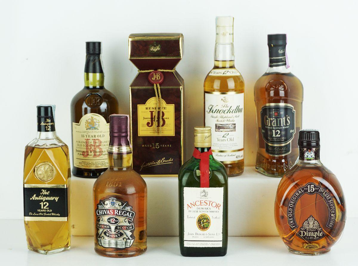 Whisky (8 Garrafas)