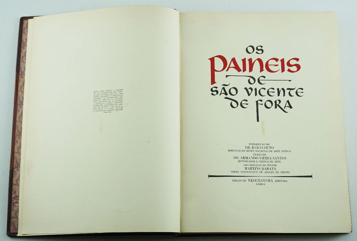 PAINÉIS DE S. VICENTE