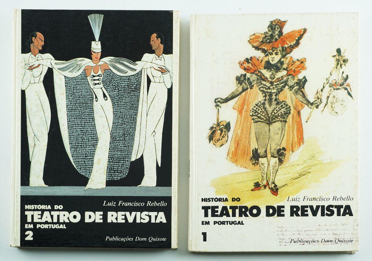 HISTÓRIA DO TEATRO DE REVISTA