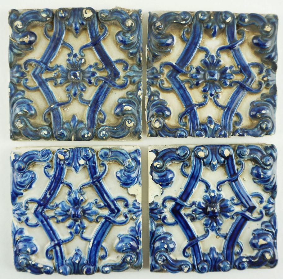 4 Azulejos Modernistas