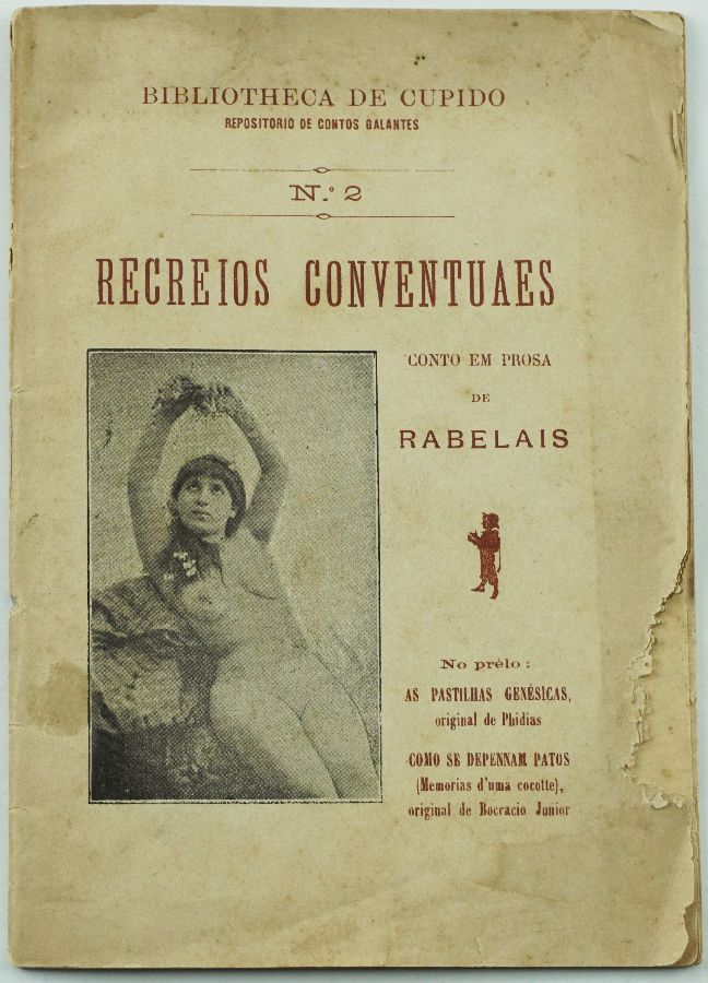 Livro Erótico português (1896)