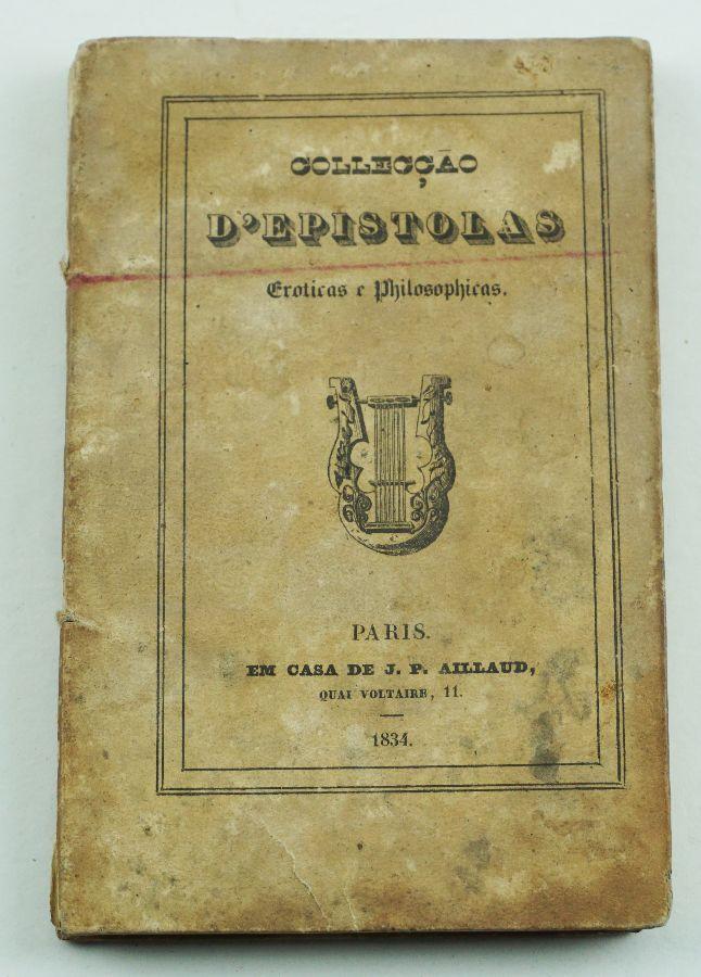 M. Barbosa do Bocage 1ª edição