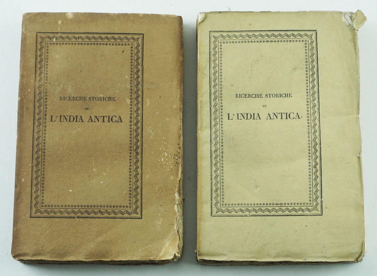 Livro de Viagens, 1827
