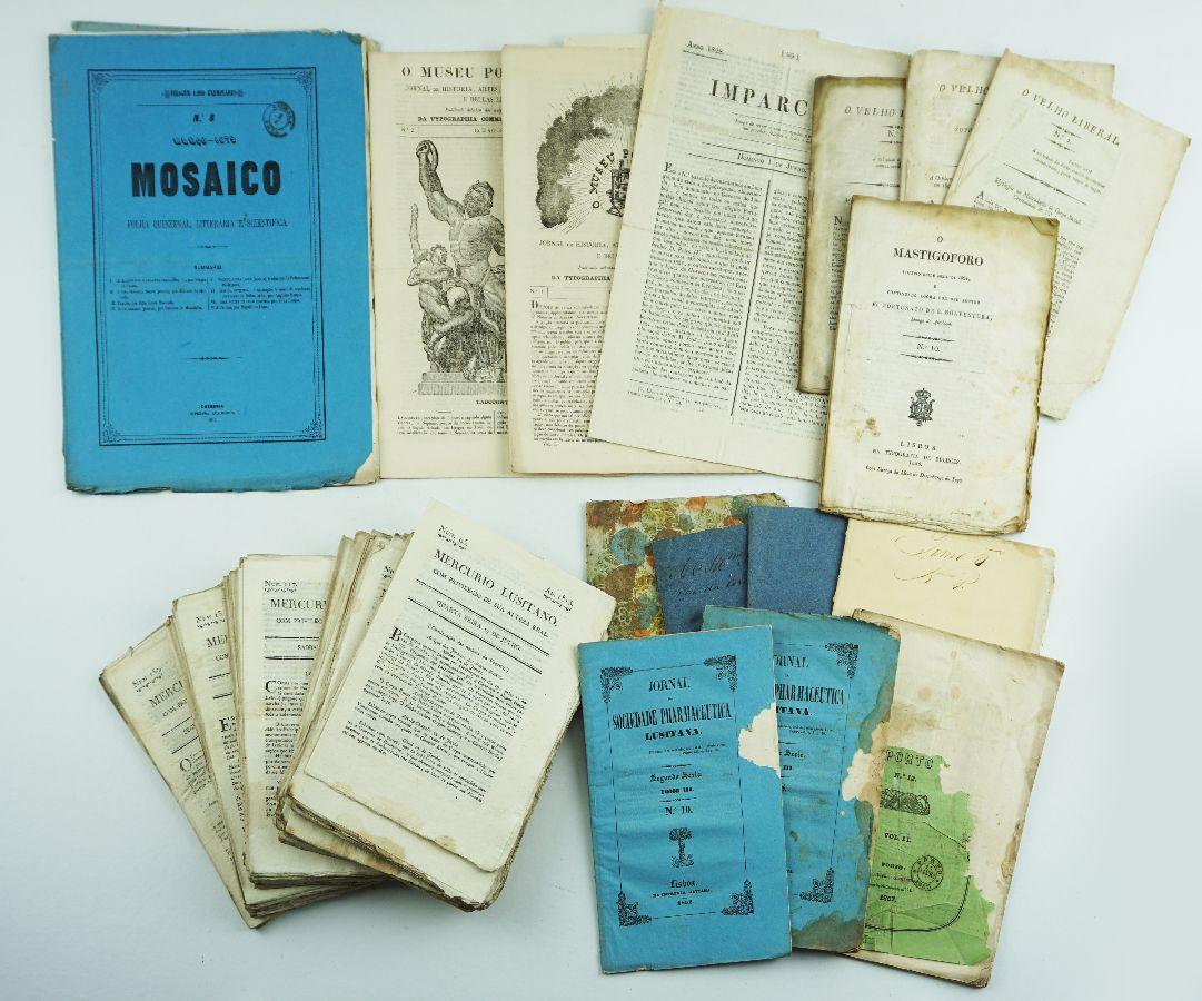 Publicações Períodicas Portuguesas Séc. XIX