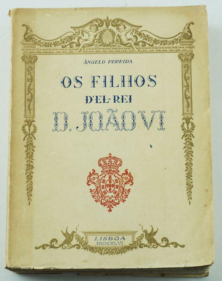 Os Filhos D'El-Rei D. João VI