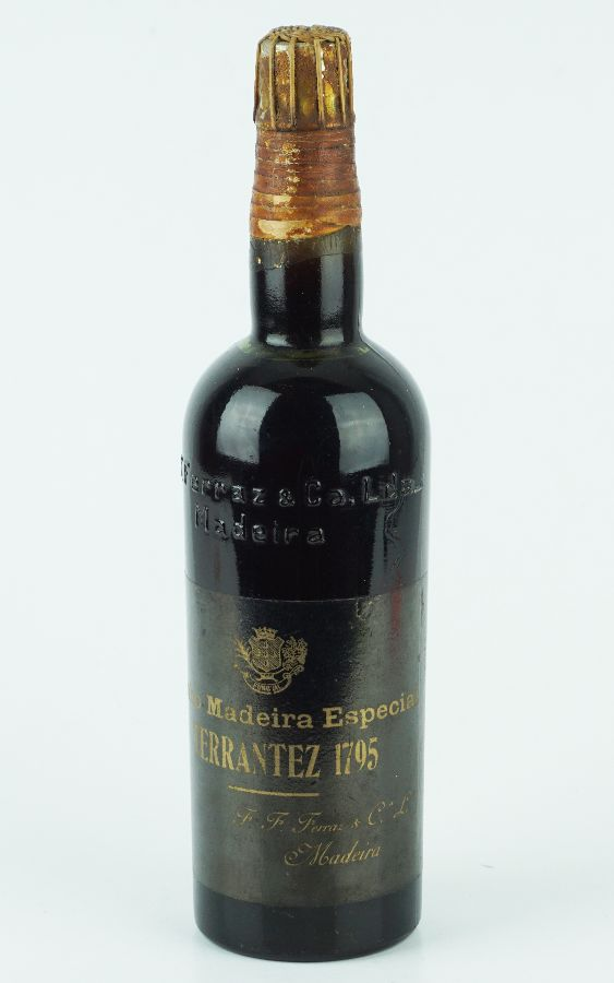 Vinho da Madeira 1795