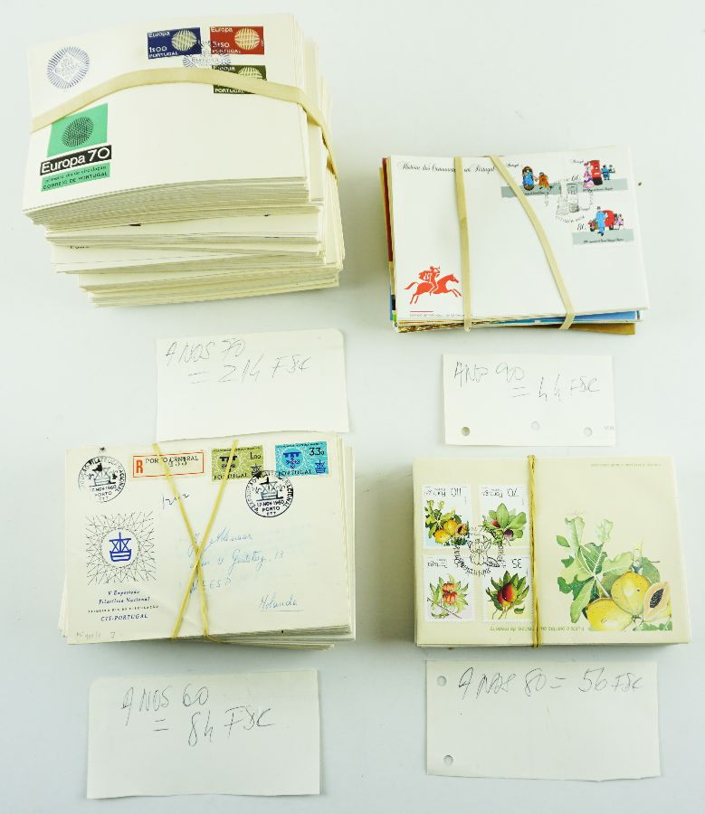 398 FDC'S