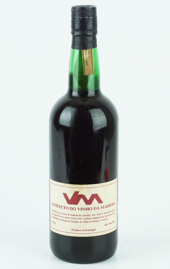 Vinho da Madeira Cercial 1972