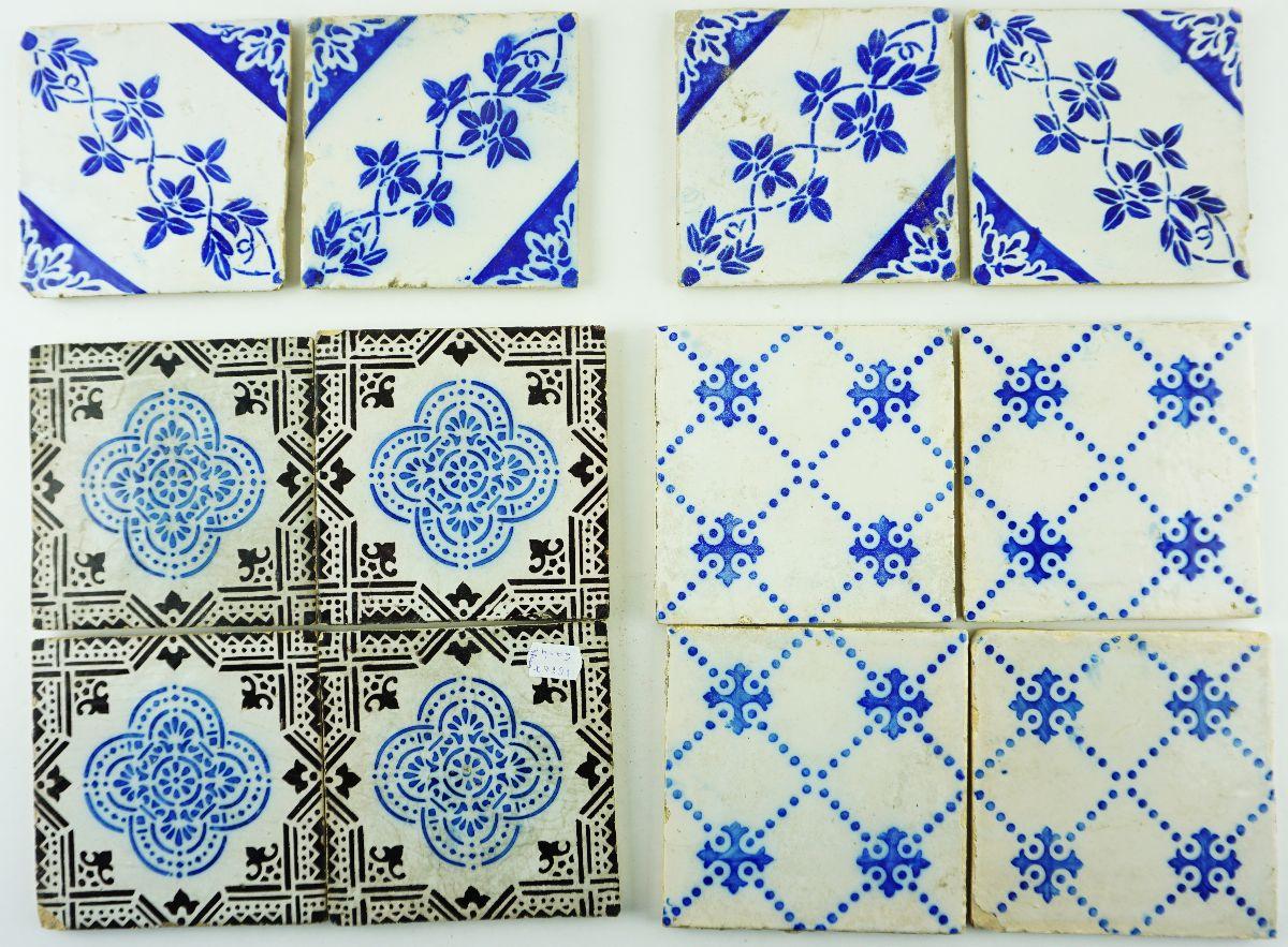 3 Quadras de Azulejos