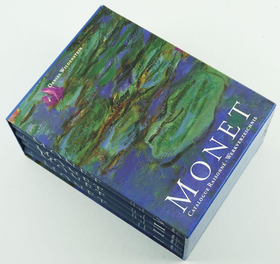 Monet – Obra completa