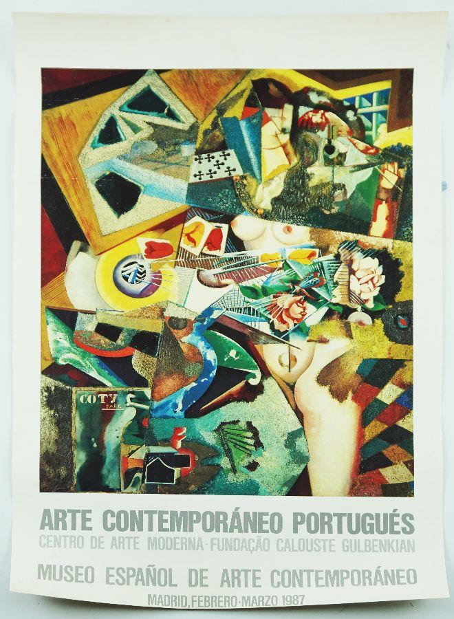 4 Posters de Artistas