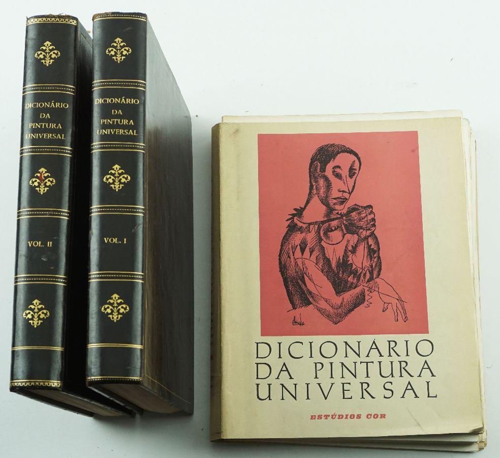 Dicionário de Pintura Universal