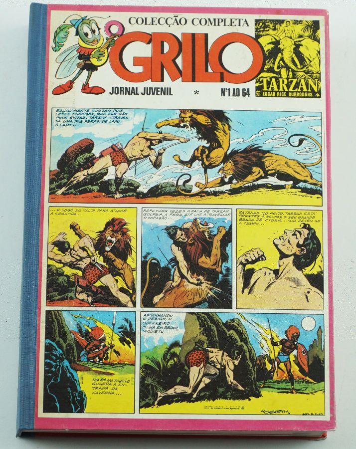 O Grilo – revista juvenil (1975)