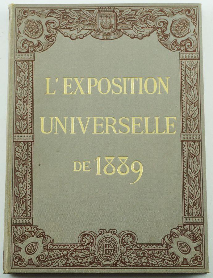 L´ Exposition Universelle de 1889