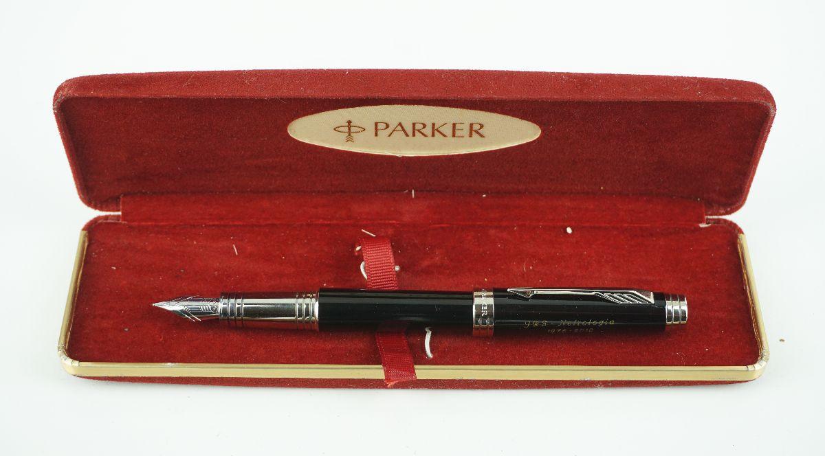 Parker Premier Black Lacquer
