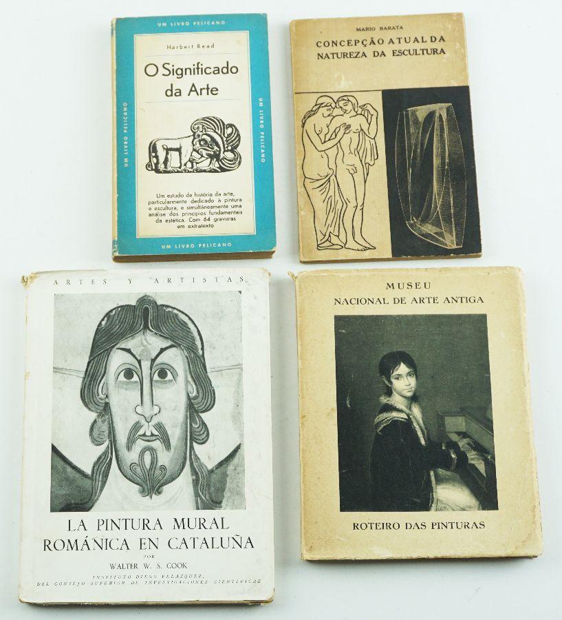 Livros sobre Arte